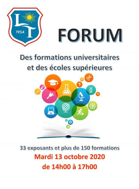 Forum des universités